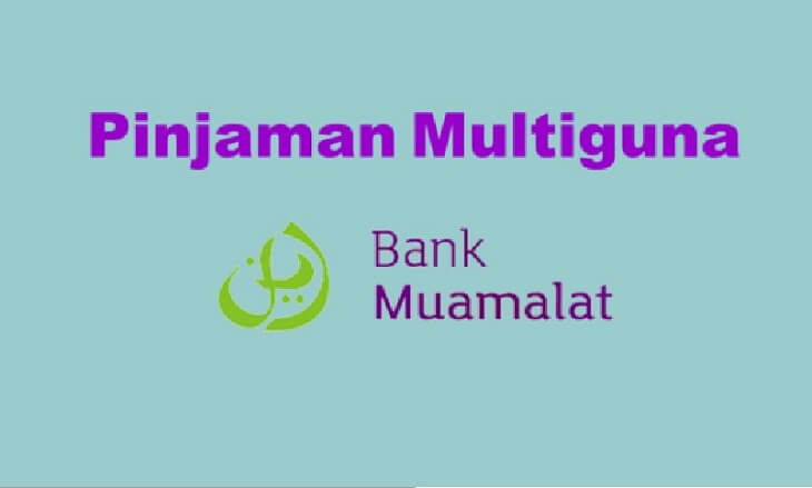 tabel pinjaman multiguna bank muamalat
