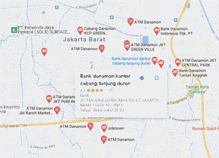 atm bank danamon terdekat dan alamat bank danamon
