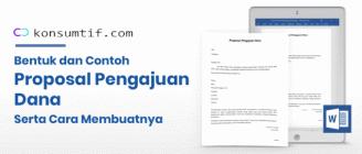 contoh proposal pinjaman modal usaha di ksp makmur mandiri