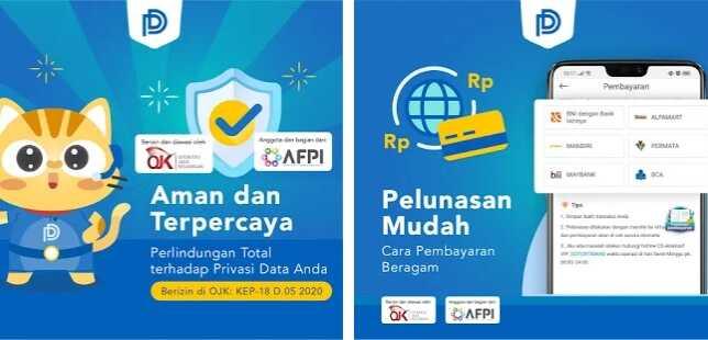aplikasi danarupiah pinjaman online